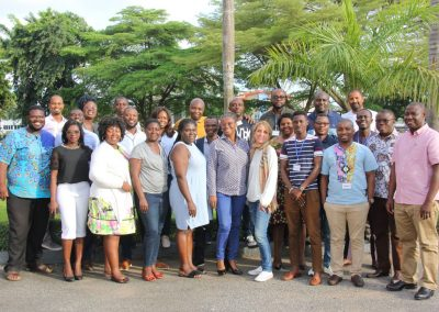Self Leadership Backbone Ghana Participants